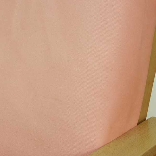 Brushed Rose Canvas Custom Dining Chair Cover 259