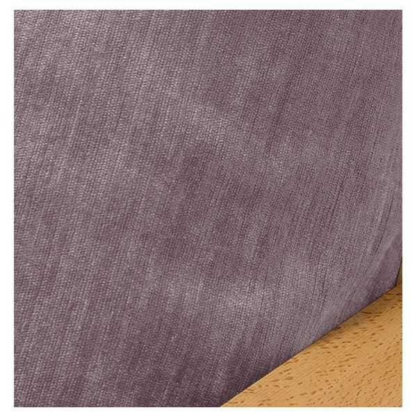 Chenille Lavender Custom Dining Chair Cover 241