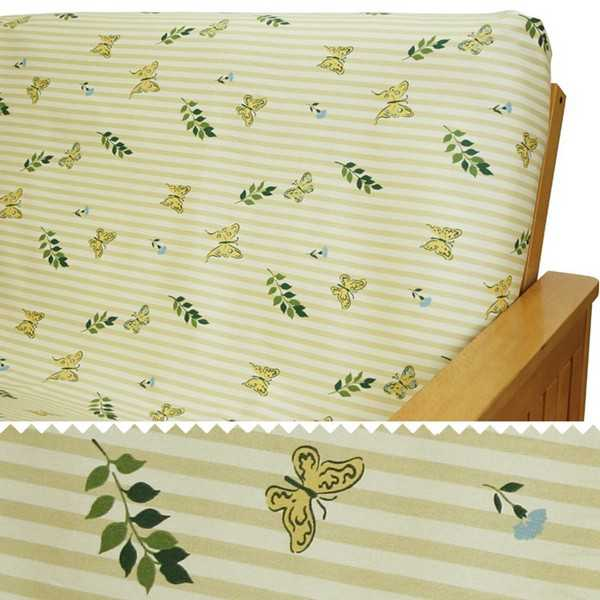 Paulette Butterfly Custom Dining Chair Cover 131