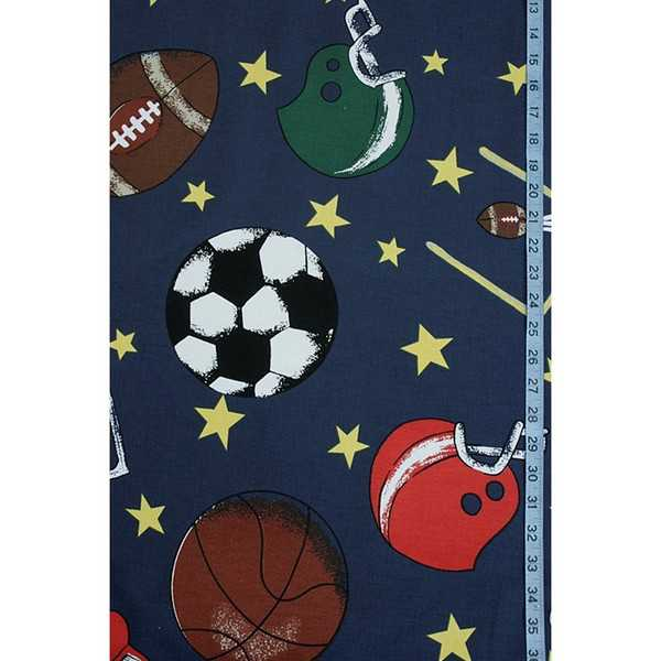 Ball Park Elasticized Cushion Cover 125