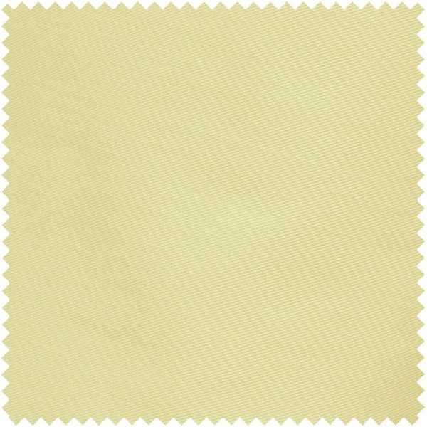 Canary Yellow Twill Zippered Cushion Cover 200