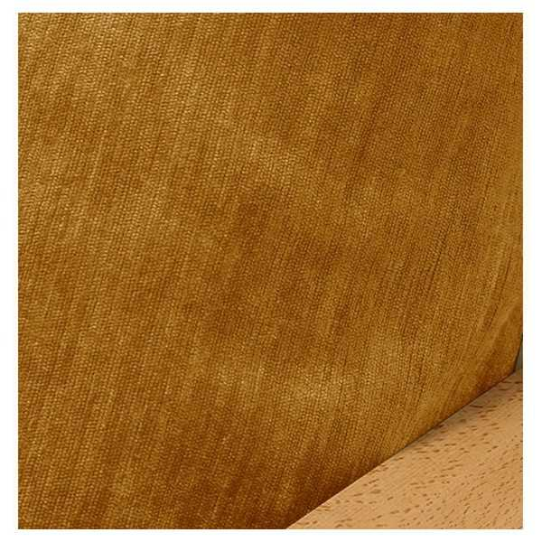 Chenille Golden Rod Zippered Cushion Cover 244