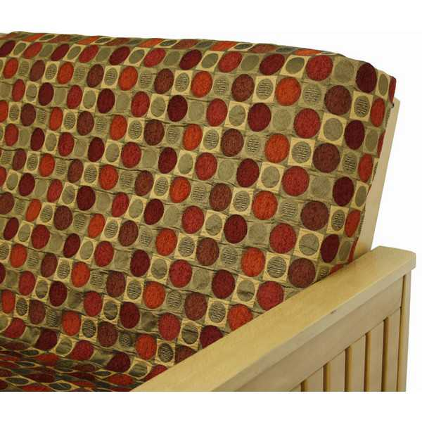 Circle In Square Zippered Cushion Cover 209