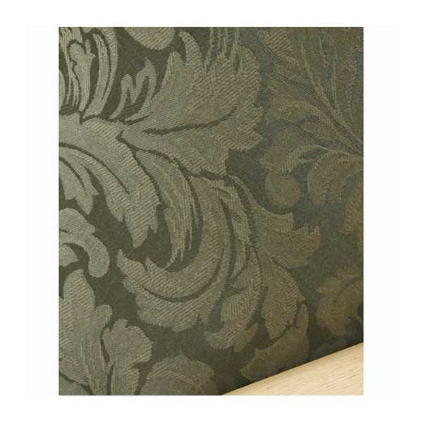 Damask Olive Arm Cover Protectors 584