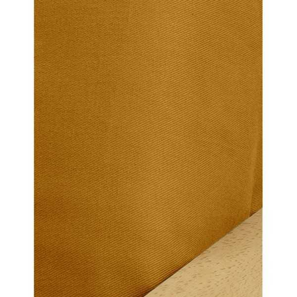 Twill Rust Custom Dining Chair Cover 85