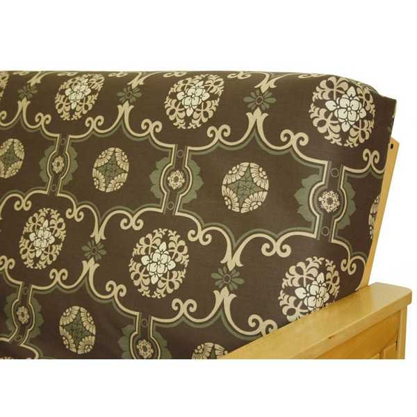 Moroccan Brown Custom Dining Chair Cover 12