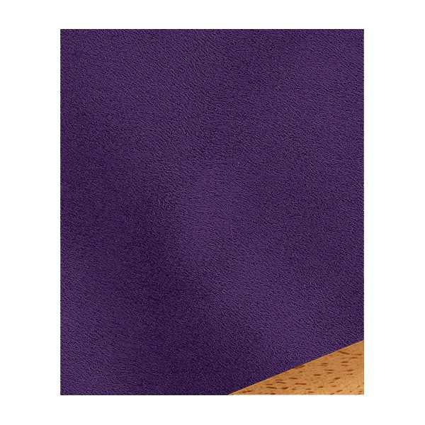 Microsuede Purple Custom Furniture Slipcover 289