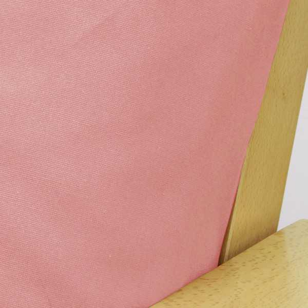 Poplin Pink Zippered Cushion Cover 913