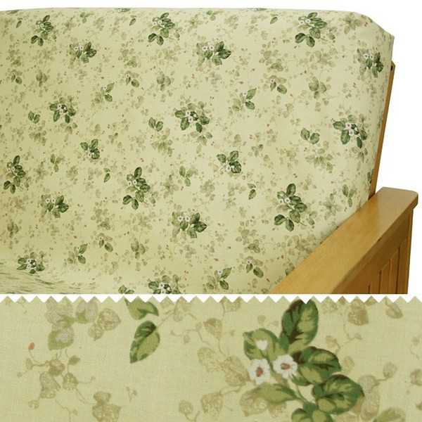 Primavera Floral Zippered Cushion Cover 326