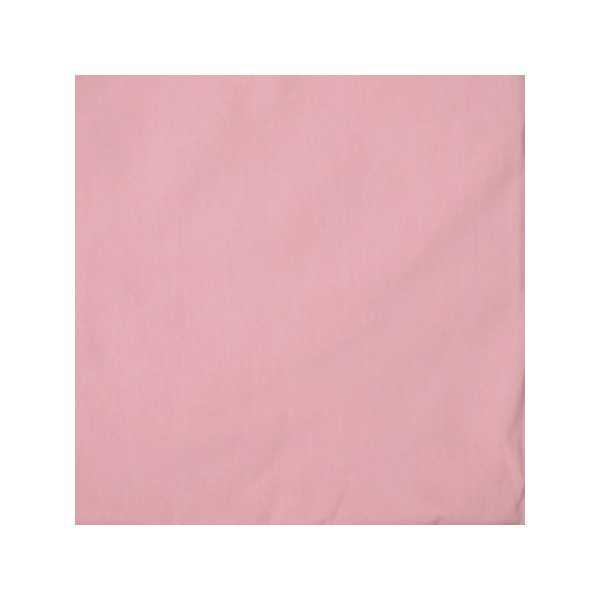 Solid Light Pink Elasticized Cushion Cover 415