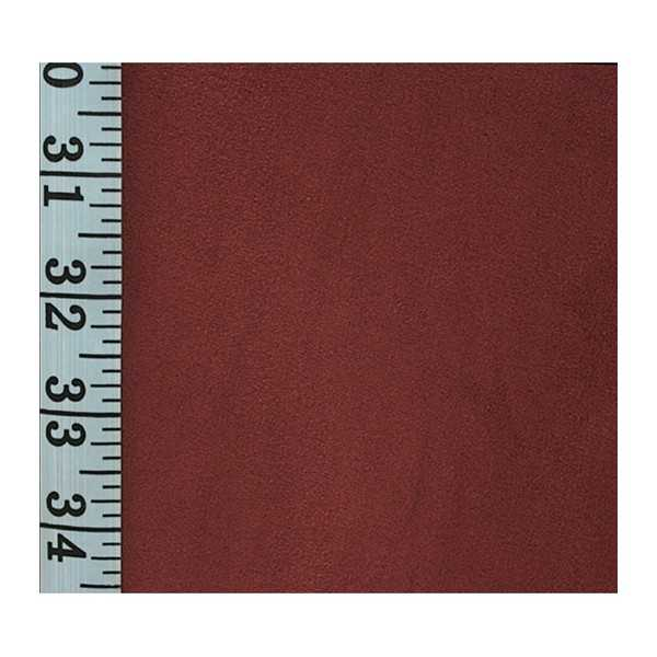 Stretch Suede Merlot Elasticized Cushion Cover 733