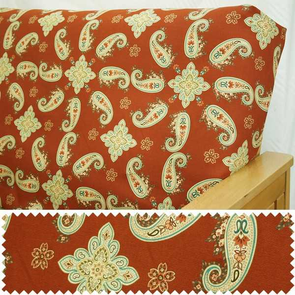 Talcott Twirl Custom Furniture Slipcover 84