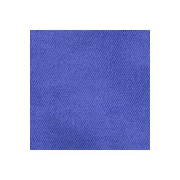Twill Royal Blue Custom Coverlet 425