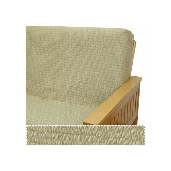 Basket Beige Custom Dining Chair Cover 90