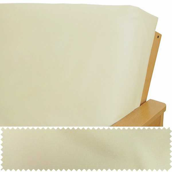 Poplin Buttercup Custom Furniture Slipcover 916