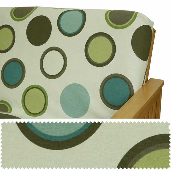 Simply Circles Zippered Cushion Cover 903