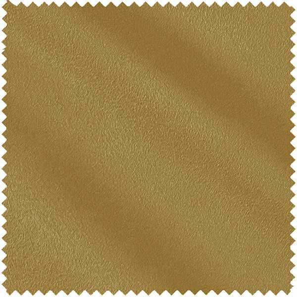Micro Suede Golden Elasticized Cushion Cover 27