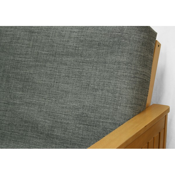 Belvedere Ash Zippered Cushion Cover 58