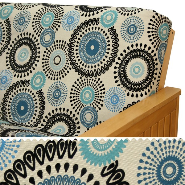 Missoni Azure Custom Furniture Slipcover 165