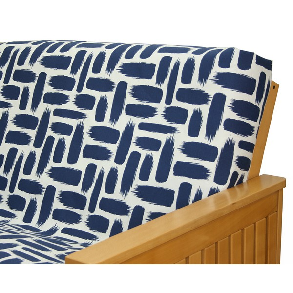 Baja Nautical Custom Furniture Slipcover 96