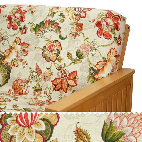 Adelaide Tigerlily Custom Pillow Cover 122