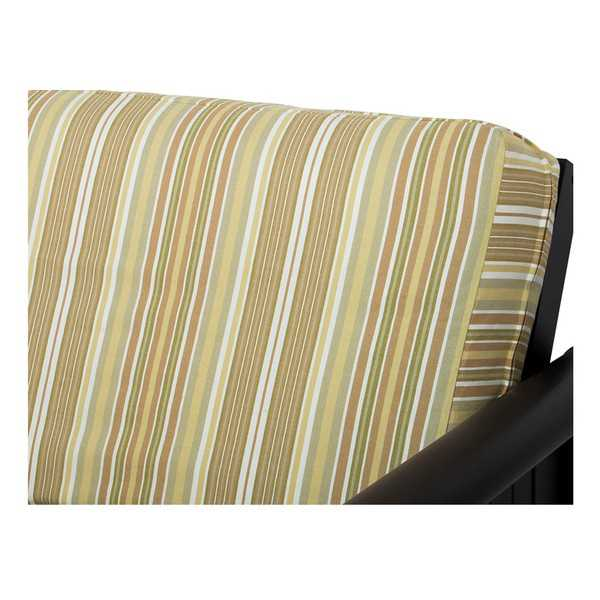 Monica Stripe Custom Dining Chair Cover 155