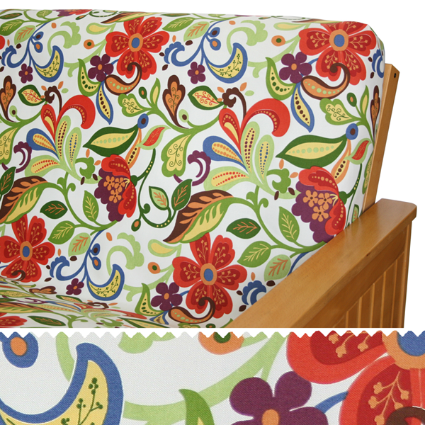 Barbuda Floral Custom Dining Chair Cover 149