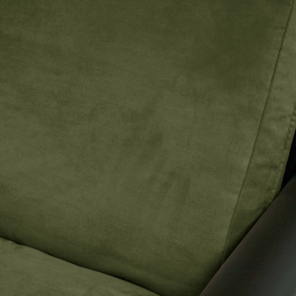 Classic Suede Olive Custom Coverlet 640