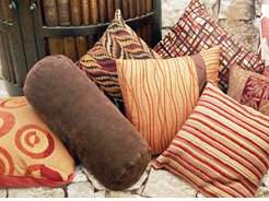 Bolsters and Pillows