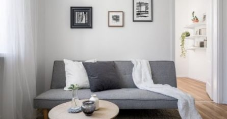 Tips for a Monochromatic Living Room