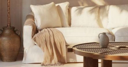 How To Prevent Slipcovers From Sliding Around