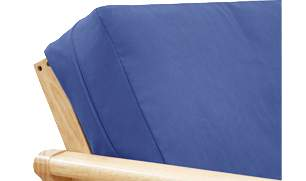 Futon Cover With Pillows