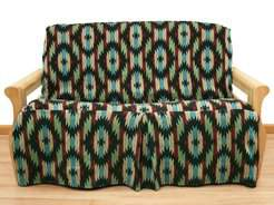 Skirted Futon Covers