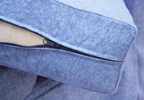 Custom Zippered Cushion Covers