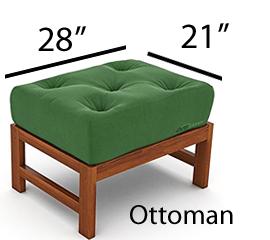 Ottoman Futon Mattress